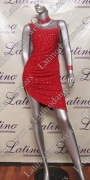 LATIN SALSA COMPETITION DRESS LDW (VL438)