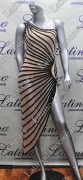 LATIN SALSA COMPETITION DRESS LDW (VL437)