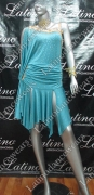 LATIN SALSA COMPETITION DRESS LDW (VL442)