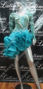 LATIN SALSA COMPETITION DRESS LDW (LT822)
