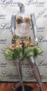 LATIN SALSA COMPETITION DRESS LDW (LT823)