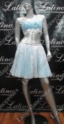 LATIN SALSA COMPETITION DRESS LDW (LT837)
