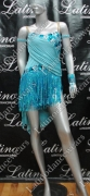 LATIN SALSA COMPETITION DRESS LDW (VL367)