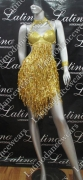 LATIN SALSA COMPETITION DRESS LDW (LT430B)
