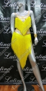 LATIN SALSA COMPETITION DRESS LDW (LT506D)