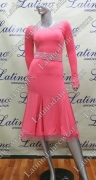 LATIN SALSA COMPETITION DRESS LDW (VL451)