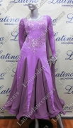 BALLROOM COMPETITION DRESS LDW (ST220A)