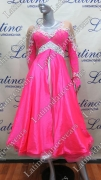 BALLROOM COMPETITION DRESS LDW (ST234)