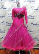 BALLROOM COMPETITION DRESS LDW (ST238)