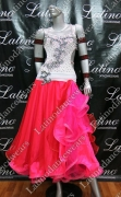 BALLROOM COMPETITION DRESS LDW (ST239)