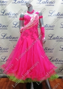 BALLROOM COMPETITION DRESS LDW (ST240)