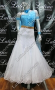 BALLROOM COMPETITION DRESS LDW (SS66)