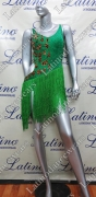LATIN SALSA COMPETITION DRESS LDW (LT849)