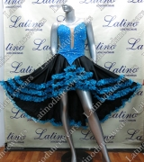 LATIN SALSA COMPETITION DRESS LDW (LT848)