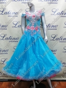 BALLROOM COMPETITION DRESS LDW (ST241)