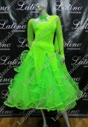 BALLROOM COMPETITION DRESS LDW (ST242)