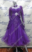 BALLROOM COMPETITION DRESS LDW (ST243)