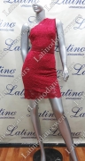 LATIN SALSA COMPETITION DRESS LDW (VL453)