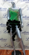 LATIN SALSA COMPETITION DRESS LDW (LS270A)
