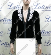 MAN LATIN SALSA SHIRT LDW (B249)