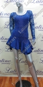 LATIN SALSA COMPETITION DRESS LDW (LT854)