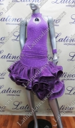 LATIN SALSA COMPETITION DRESS LDW (LT855)