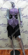 LATIN SALSA COMPETITION DRESS LDW (VL429)