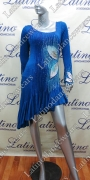 LATIN SALSA COMPETITION DRESS LDW (VL448)