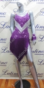 LATIN SALSA COMPETITION DRESS LDW (VL432)