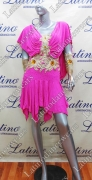 LATIN SALSA COMPETITION DRESS LDW (VL449)