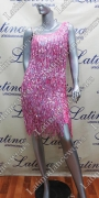LATIN SALSA COMPETITION DRESS LDW (VL395A)