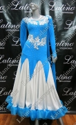 BALLROOM COMPETITION DRESS LDW (ST220B)