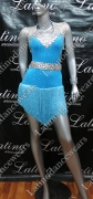 LATIN SALSA COMPETITION DRESS LDW (LS273)