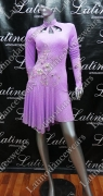LATIN SALSA COMPETITION DRESS LDW (LT861)