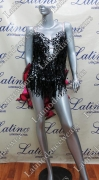 LATIN SALSA COMPETITION DRESS LDW (LS274)