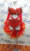 LATIN SALSA COMPETITION DRESS LDW (LS275)