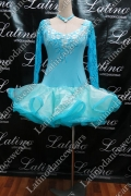LATIN SALSA COMPETITION DRESS LDW (LS276)