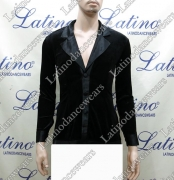 MAN LATIN SALSA SHIRT LDW (B253)