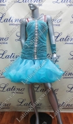 LATIN SALSA COMPETITION DRESS LDW (LS278)
