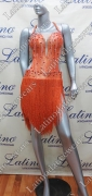 LATIN SALSA COMPETITION DRESS LDW (LT871)