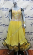BALLROOM COMPETITION DRESS LDW (ST249)