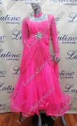 BALLROOM COMPETITION DRESS LDW (ST243A)