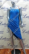 LATIN SALSA COMPETITION DRESS LDW (LT877)