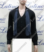 MAN LATIN SALSA SHIRT LDW (B257)