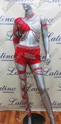 LATIN SALSA COMPETITION CATSUIT LDW (LT869)
