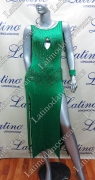 LATIN SALSA COMPETITION DRESS LDW (VL457)