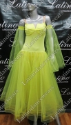 BALLROOM COMPETITION DRESS LDW (ST254)