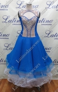 BALLROOM COMPETITION DRESS LDW (ST255)