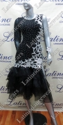 LATIN SALSA COMPETITION DRESS LDW (LS281)