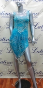 LATIN SALSA COMPETITION DRESS LDW (LT879)